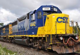 C.S.X. Intermodal Railway