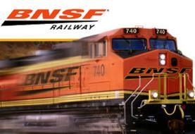 Burlington Northern-Santa Fe Railways